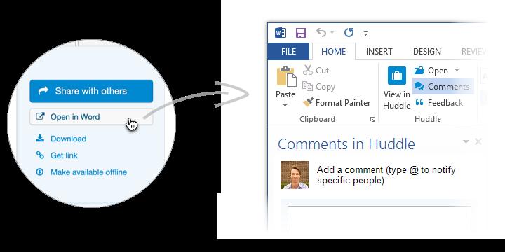 Why Install Huddle Desktop? – Huddle Help